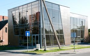 Prekybos centras, Naikupės g., Klaipėda