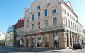 Kiras, prekybos centras, Tiltų g. 16, Klaipėda