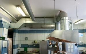 Socialinių mokslų kolegijos valgyklos virtuvė, Klaipėda